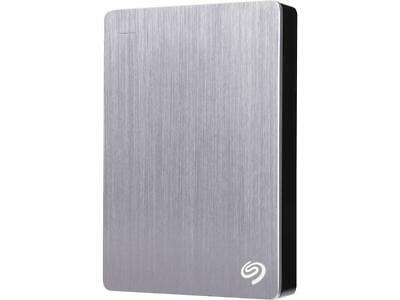 Seagate Backup Plus 4TB USB 3.0 Portable External Hard Drive with Mobile Device