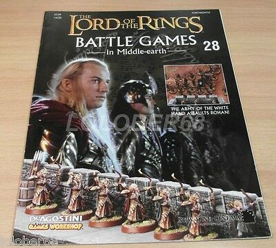 LORD OF THE RINGS Battle Games in Middle-earth Magazine Issue 28