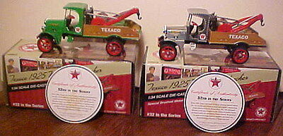2015 Texaco Kenworth Wrecker Truck Regular & Special 32 Series Mint Box Sold Out