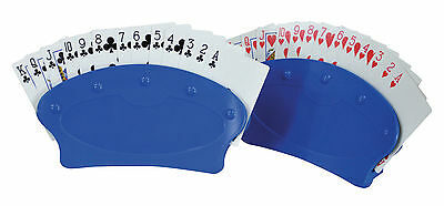 Playing Card Holder (Set of 2)  Ideal for those with a weakened grip / arthritis