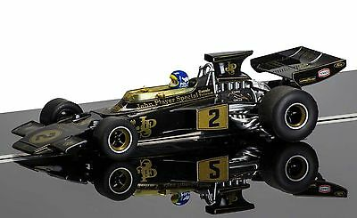Scalextric 1:32 Racing Legends -Team Lotus 72 R. Peterson C3703A Limited Edition