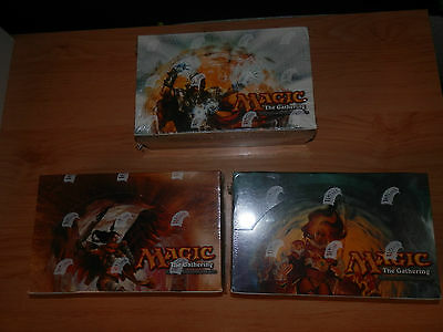 mtg  Future Sight Time Spiral Planar Chaos Booster Box SPANISH Factory Sealed
