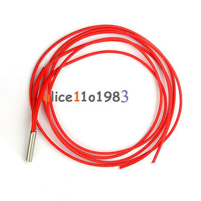 5PCS Reprap 12v 30W Ceramic Cartridge Wire Heater For Arduino 3D Printer Prusa