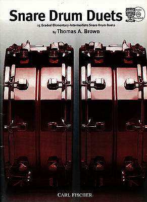 Snare Drum Duets - Thomas A Brown