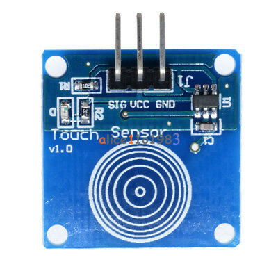 2PCS TTP223B Digital Touch Sensor capacitive touch switch module for Arduino