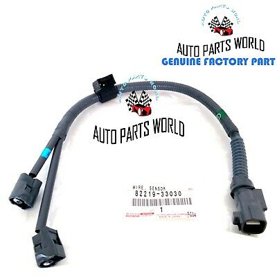 New Genuine Toyota Lexus Oem Knock Sensor Wire Harness 82219-33030 82219-07010