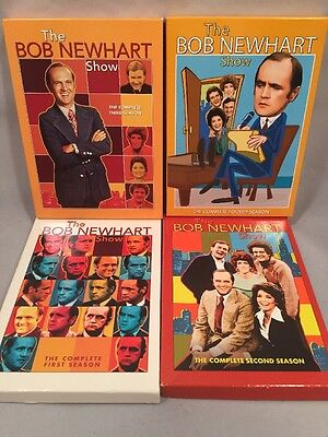 DVD - The Bob Newhart Show Complete Seasons 1-4 - Get the First 4 Seasons on DVD