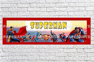 Personalized Toy Story Name Poster with Color Border Mat Wall Art Custom Banner