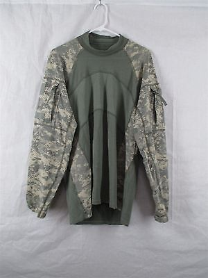 USGI ACU Massif X-Large Digital Camo Army Combat Shirt ACS Flame Resistant