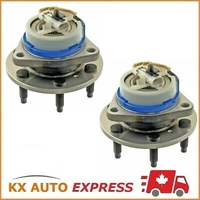 2X Front Wheel Hub & Bearing Assembly For Chevrolet Uplander 2006 2007 2008 2009