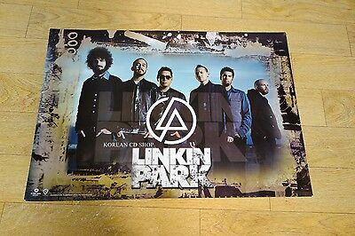Linkin Park - Minutes To Midnight (Tour Edition)  *Official POSTER*