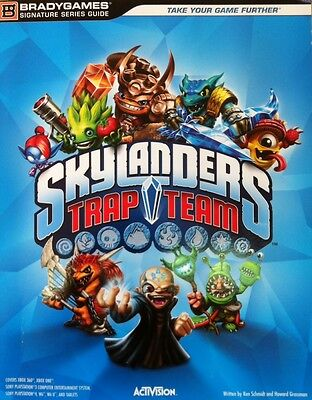 Game Guide - Skylanders Trap Team - Xbox 360, Xbox One, PS3, PS4, PC, Wii Wii U