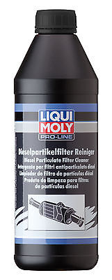 Liqui Moly Pro-Line Diesel Particulate Filter (DPF) Cleaner 1 Liter 5169 20110