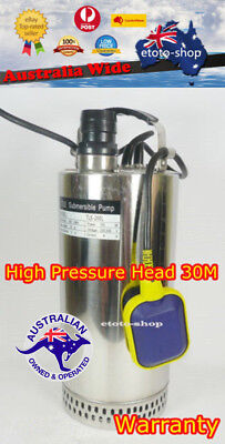 High Pressure Stainless Steel Submersible Sump Pump