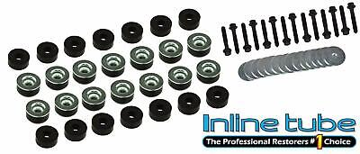 Auto Pro USA Body Mount Kit compatible with 1964-1967 Chevy Chevelle Convertible BM1021