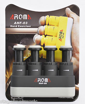 Aroma Ahf-03 Hand Exerciser & All-In-One Hand Fitness Tool