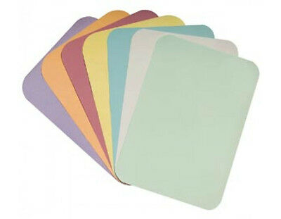 1000 Ritter B Blue Dental Tray Covers Case Of 1000