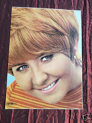 Lulu - Pop Music Singer - 1 Page Picture - Clipping / Cutting-#1