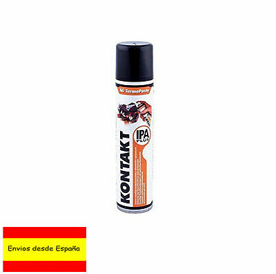 ALCOHOL ISOPROPILICO IPA 60ml SPRAY PROPANOL LIMPIA TELEFONO CAMARA CPU Q0037