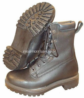 British Army - Goretex Pro Boots - Various Great Sizes - Black Army Boots - New