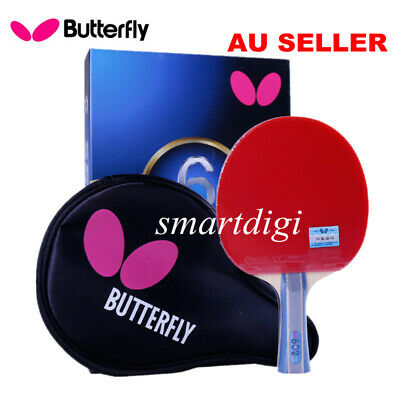Butterfly TBC602 Table Tennis Ping Pong Racket Paddle Bat Blade Shakehand FL
