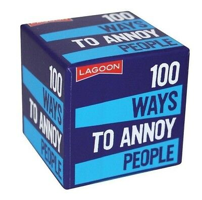 Little Boxes Of Random Fun | 100 Ways to Annoy People