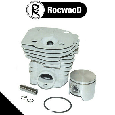 Replacement Cylinder & Piston Assembly Fits Husqvarna 350 351 353 346XP Chainsaw
