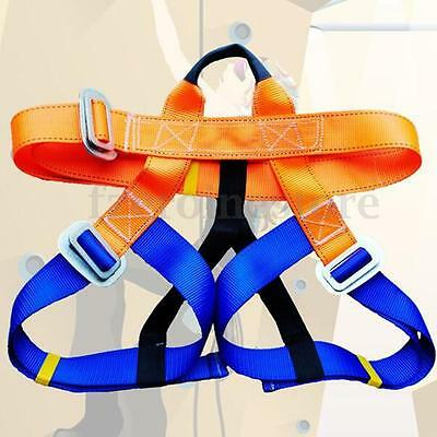 Safety Mountaineering Climbing Harness Belt Sports Equipment Outdoor Kit Seat