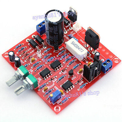 0-30V 2mA-3A Adjustable DC Regulated Power PSU Kits Short Circuit Current Limit
