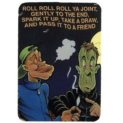 ROLL YA JOINT - Aufkleber Sticker #312 Drugs Joint Cannabis Grass FUN Kiffen