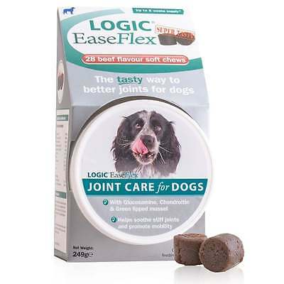 Logic Easeflex Chew Dog (28 pack)