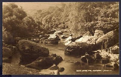 Upper Wye. , Rhayader....   Judges' Postcard  No.18841  ..J314