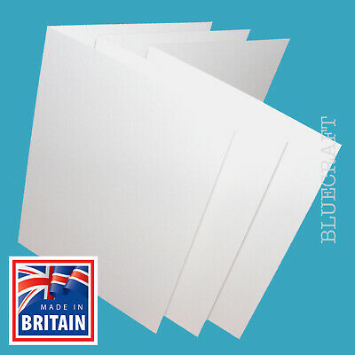 500 x A7 White Card Blanks - Thank You Cards - Crafting Projects