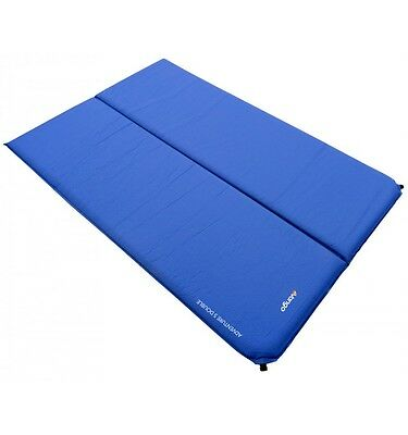 Vango Adventure Double Self-Inflating Mat - 5cm Deep