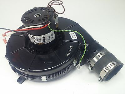 ICP Furnace Induced Draft Motor Assembly HQ1012088FA 2-Speed Combination Fasco
