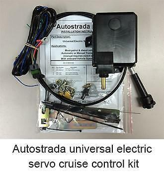Autostrada Cruise Control Kit - Hyundai i30 With 2.0lt petrol Man 2007 + E-Cruis