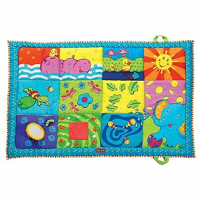 Tiny Love Baby Super Mat Folding Playmat 100cm x 150cm - From Birth To 12 Months
