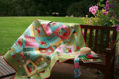 Quick Set Jelly Quilt pattern