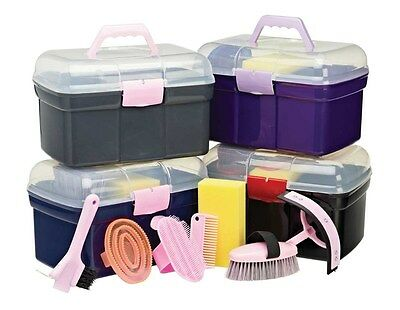 Cottage Craft Grooming Box Organiser ALL COLOURS