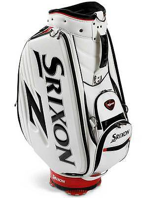 Srixon Staff Tour Golf Bag | Cartbag | White