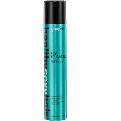 sexyhair HEALTHY Soy Touchable 300ml leichtes Haarspray