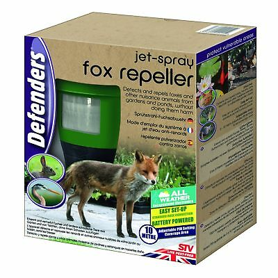 Defenders Outdoor Jet-Spray Animal Repeller