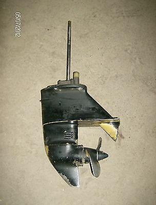 15hp Game Fisher Force by Mercury Lower Unit 1500-824916A1 1600-817749A2