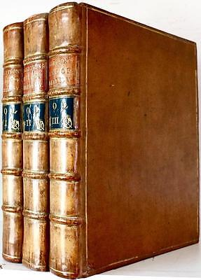 SCARCE 1769 1stED THE HISTORY OF THE REIGN OF THE EMPEROR CHARLES V INQUISITION