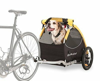 Pet Trailer Dog Bicycle Carrier Tail Wagon Stroller Houndabout New Cart