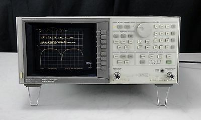As-Is/Parts -Agilent / HP 8752C 300kHz-1.3Ghz Network Analyzer