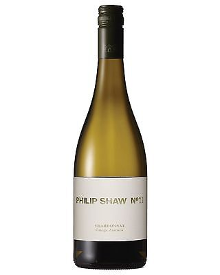 12 X Philip Shaw No.11 Orange Chardonnay 2014
