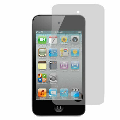 4X Clear LCD Screen Protector for iPod Touch 4 4th Gen