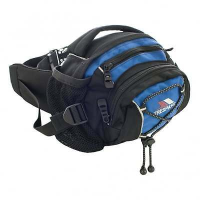 Trespass Alpaca Technical Bum Bag Holiday Camping Travel Hiking Hip Pack £9.99