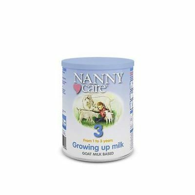 NANNYCare Stage 3 Growing Up Milk - 400g